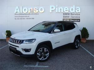 Jeep Compass 2.0 Mjet 103kw Limited 4x4 Ad 5p. -17