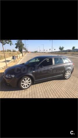 Audi A3 Sportback 2.0 Tdi Attraction Dpf 5p. -06
