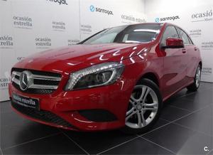 Mercedes-benz Clase A A 200 D Urban 5p. -16