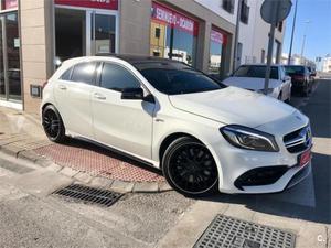 Mercedes-benz Clase A Mercedesamg A 45 4matic 5p. -16