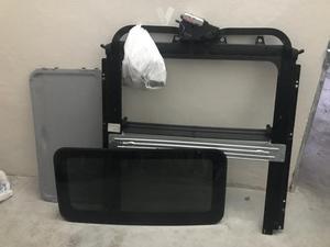Techo solar eléctrico Seat Ibiza 6l