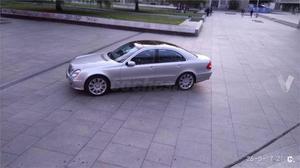 Mercedes-benz Clase E E 350 Avantgarde Auto 4p. -05