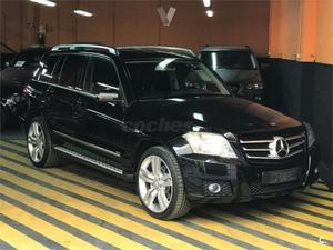 Mercedes-benz Clase Glk Glk 320 Cdi 4m 5p. -09