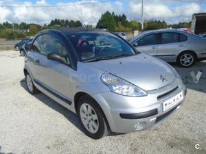 Citroen C3 Pluriel 1.4hdi Exclusive 2p. -07