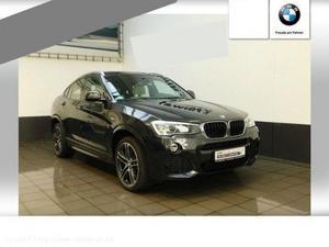 BMW X4 XDRIVE 20DAUT. PAQUETE M, XENON, CáMARA,TECHO, NAV -