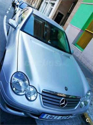 Mercedes-benz Clase C C 220 Cdi Sport Coupe 2p. -16