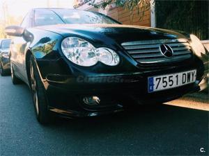 Mercedes-benz Clase C C 220 Cdi Sportcoupe 3p. -04