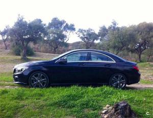 Mercedes-benz Clase Cla Cla 180 Urban 4p. -14