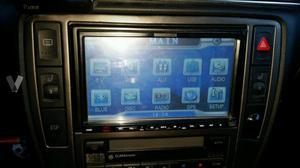 PANTALLA TACTIL 2 DIN, RADIO, DVD, GPS