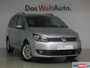 Volkswagen touran touran 1.6tdi advance 105 de segunda mano