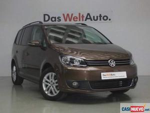 Volkswagen touran touran 1.6tdi advance dsg 105 de segunda