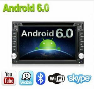Radio Pantalla Din2 universal Android