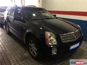 Cadillac srx 3.6 v6 awd sport luxury '05 de segunda mano