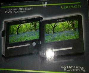 DVD COCHE LAUSON