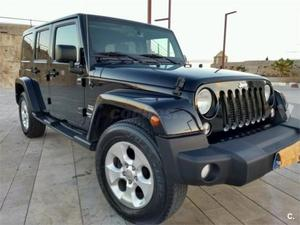 Jeep Wrangler Unlimited 2.8 Crd Sahara Auto 5p. -16