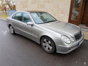 Mercedes-benz Clase E E 320 Cdi Avantgarde Auto 4p. -05