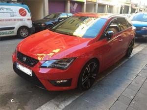 Seat León St 2.0 Tdi 150cv Dsg6 Stsp Fr 5p. -15