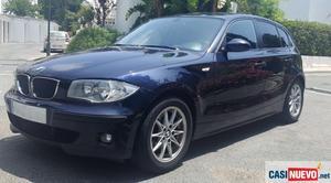 (24) coche bmw -serie 1-5 puertas-118d-122cv – malaga de