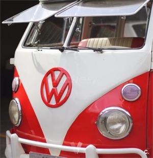 Furgoneta Volkswagen T