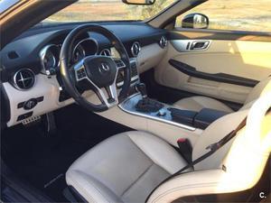 Mercedes-benz Clase Slk Slk 200 Blueefficiency 2p. -13