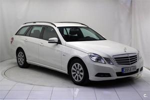 Mercedes-benz Clase E E 220 Cdi Be Elegance Estate 5p. -10
