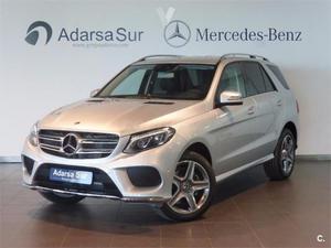 Mercedes-benz Clase Gle Gle 350 D 4matic 5p. -17