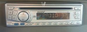 Radio CD MP3 marca Microstar