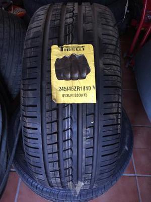Cubiertas  Pirelli PZero Rosso 100Y