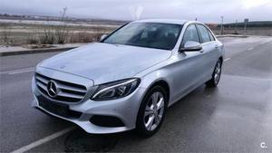 Mercedes-benz Clase C C 220 Bluetec Estate 5p. -14