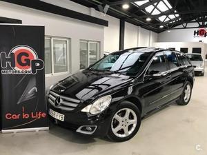 Mercedes-benz Clase R R 320 Cdi 4matic 5p. -06