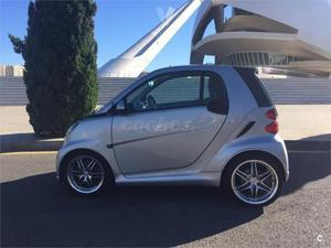 Smart Fortwo Cabrio Brabus Xclusive 2p. -11