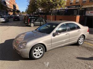 Mercedes-benz Clase E E 320 Elegance Auto 4p. -02