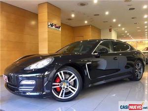 Porsche panamera 4s aut. nacional  km '10 de segunda -