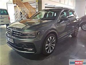 Volkswagen tiguan 2.0tdi 190cv dsg sport 4motion '17 de