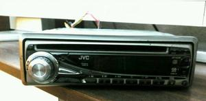 radio cassette cd mp3 jvc para coche