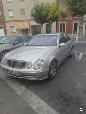 Mercedes-benz Clase E E 320 Cdi Avantgarde Auto 4p. -03