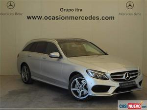 Mercedes-benz c 220 d estate de segunda mano