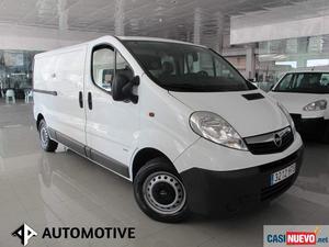 Opel vivaro 2.0 cdti larga furgón de segunda mano
