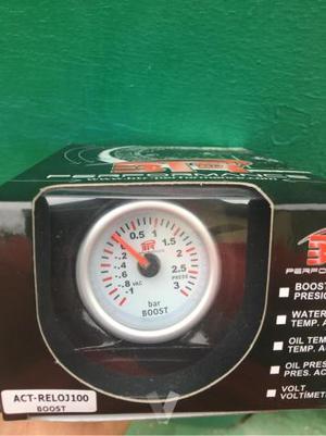 reloj turbo sin usar, aún en su caja