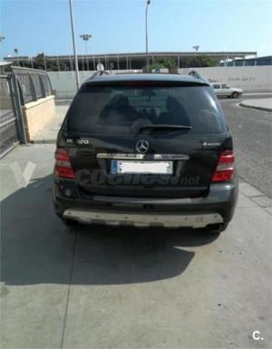 Mercedes-benz Clase M Ml 320 Cdi 5p. -06