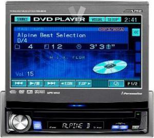 Radio CD/DVD MP3 Alpine IVA D310RB