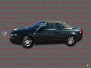 Audi A4 2.0 T Fsi Multitronic Cabrio 2p. -07