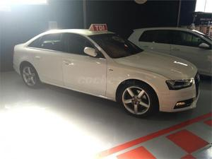 Audi A4 2.0 Tdi 150cv S Line Edition 4p. -14