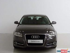 Audi a3 2.0tdi attraction '11 de segunda mano