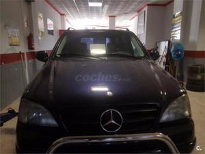Mercedes-benz Clase M Ml 270 Cdi 5p. -00
