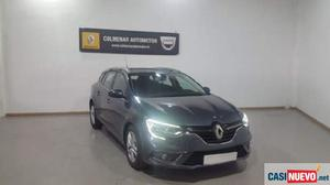 Renault mégane 1.5dci energy intens  de segunda mano