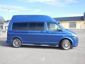 Volkswagen Transporter camper.4 motion