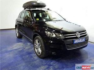 Volkswagen touareg 3.0 v6 tdi 245cv tip premium bmt full '14