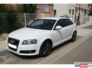 Audi a3 line s tronic de segunda mano