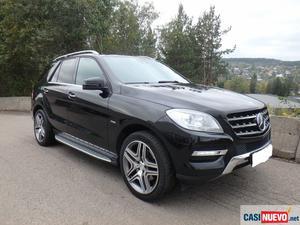 Mercedes-benz ml 350 bluetec de segunda mano